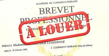 Un titulaire du BP condamné lourdement pour avoir loué son diplôme !