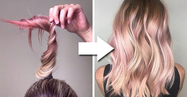 Tuto professionnel : comment réaliser un ombré Hair Pink Pop ?