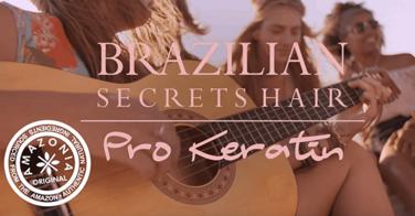 Le lissage brésilien Brazilian Secrets Hair Pro Keratin en 7 étapes !