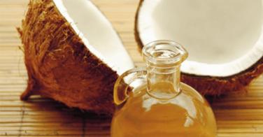Vertus de l'huile de coco