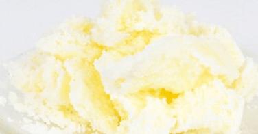 Le beurre d'illipé