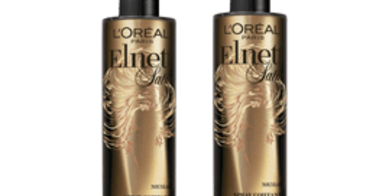 Spray Coiffant Protection Chaleur Elnett Satin de L'Oréal Paris