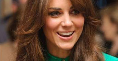 La nouvelle coupe de Kate Middleton