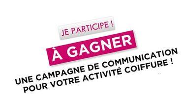 Eugène Perma & MeilleurCoiffeur lancent leur jeu concours sur Facebook