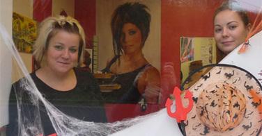 Audrey - salon Univ'hair à Roche la Molière