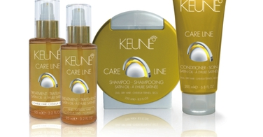Keune lance sa gamme Care Line Satin Oil