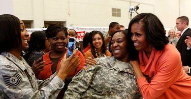 L'armée américaine interdit les tresses afro pour les soldates noires