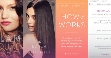 9 applications coiffure indispensables pour iPhone et android
