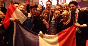 L'équipe de France junior, portée par Maxime Redon, remporte les championnats du monde de coiffure