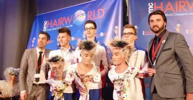 Replay 66 minutes M6 : les Hairworld de Francfort 2014