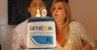 Soirée des 10 ans de Generik, un franc succès !