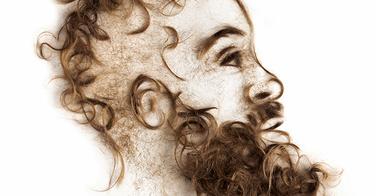 Des portraits de James Harden avec ses cheveux
