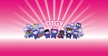 Une coiffure gratuite dans votre train IDTGV