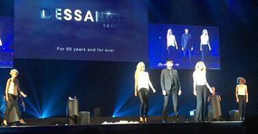Show Prestige DESSANGE 2014 : magnifique show pour les 20 ans de Camille Albane et les 60 ans de DESSANGE