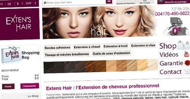 Extens Hair, l'extension de cheveux qui a une longueur d'avance