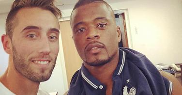 Qui est le coiffeur des footballeurs de l'équipe de France ?