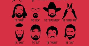 Saurez-vous reconnaître ces barbes et moustaches célèbres ?