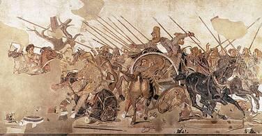 Alexandre le Grand aurait été roux !