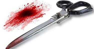 Un coiffeur poignarde son client après qu'il se soit plaint de sa coupe