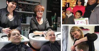Les fêtes de fin d'année ont redonné une bouffée d'oxygène aux coiffeurs