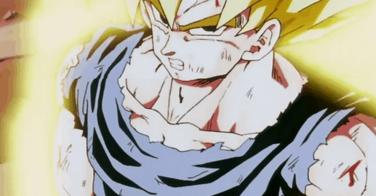 Pourquoi les cheveux de San Goku changent de couleur quand il se transforme en super saiyan ?