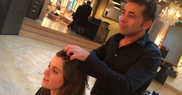 Une coupe de cheveux chez Coiffirst - Eric Pfalzgraf
