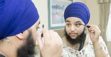 Voilà à quoi ressemble une vraie femme à barbe !