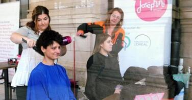 Un don contre une coupe de cheveux offerte !