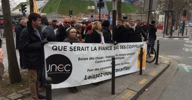 L'UNEC appelle à la manifestation le 23 Mars !