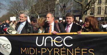 Manifestation de l'UNEC du 23 Mars 2015 : un réel succès