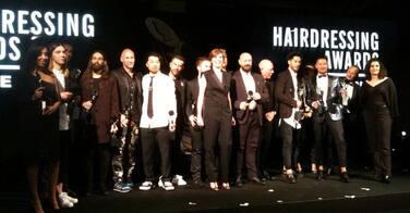 Résultats des Hairdressing Awards 2015 : et le coiffeur de l'année est...