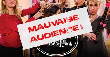 Audience décevante pour 5 salons qui décoiffent sur M6