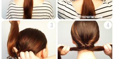 Les 10 meilleurs tutos coiffure de Pinterest
