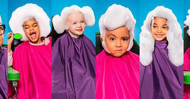 L'idée géniale de ce salon pour redynamiser le marché de la coupe pour enfants !