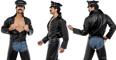 Barbes et moustaches interdites dans la police !