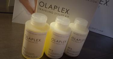 Lancement d'OLAPLEX en France - une exclusivité Bleu Libellule !