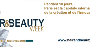 Hair & Beauty Week 2015 : c'est parti !