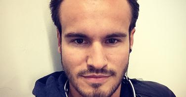 Interview d'Alexandre, coiffeur finaliste du concours Camille Albane