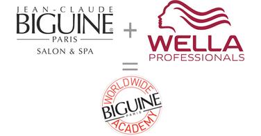 Biguine quitte L'Oréal Professionnel pour Wella et lance la Biguine Academy !