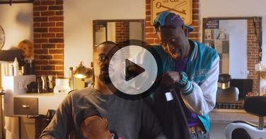 Le Woop réalise une vidéo hilarante sur les coiffeurs... A voir absolument !