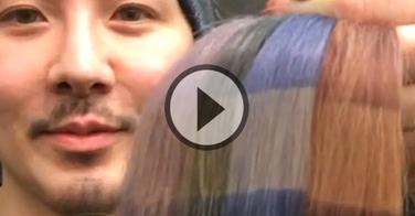 Ce coiffeur démontre comment l'utilisation d'un lisseur, même 5 secondes, endommage à jamais vos cheveux !