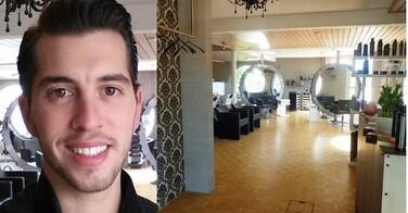 Ce coiffeur assure ses mains pour la somme hallucinante de 700 000 euros !