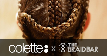 Le Braid Bar débarque chez Colette à Paris !