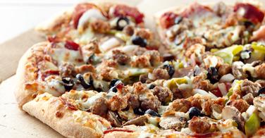 La pâte à pizza pan