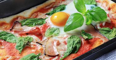 Commander sa pizza au poids