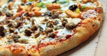 La pizza campione