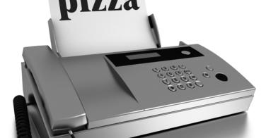 Un distributeur automatique...pour pizzas?!