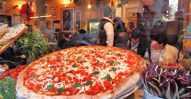 Reconnaître une bonne pizzeria
