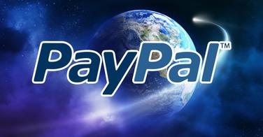 Payer ses pizzas dans l'espace avec Paypal