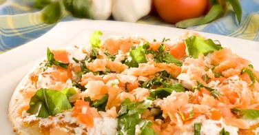 Quels ingrédients pour accompagner le saumon fumé ?